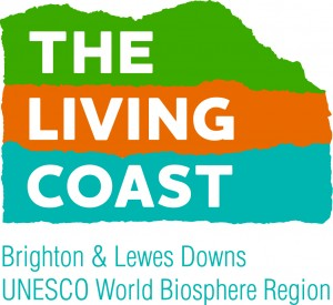 The Living Coast logo(r)