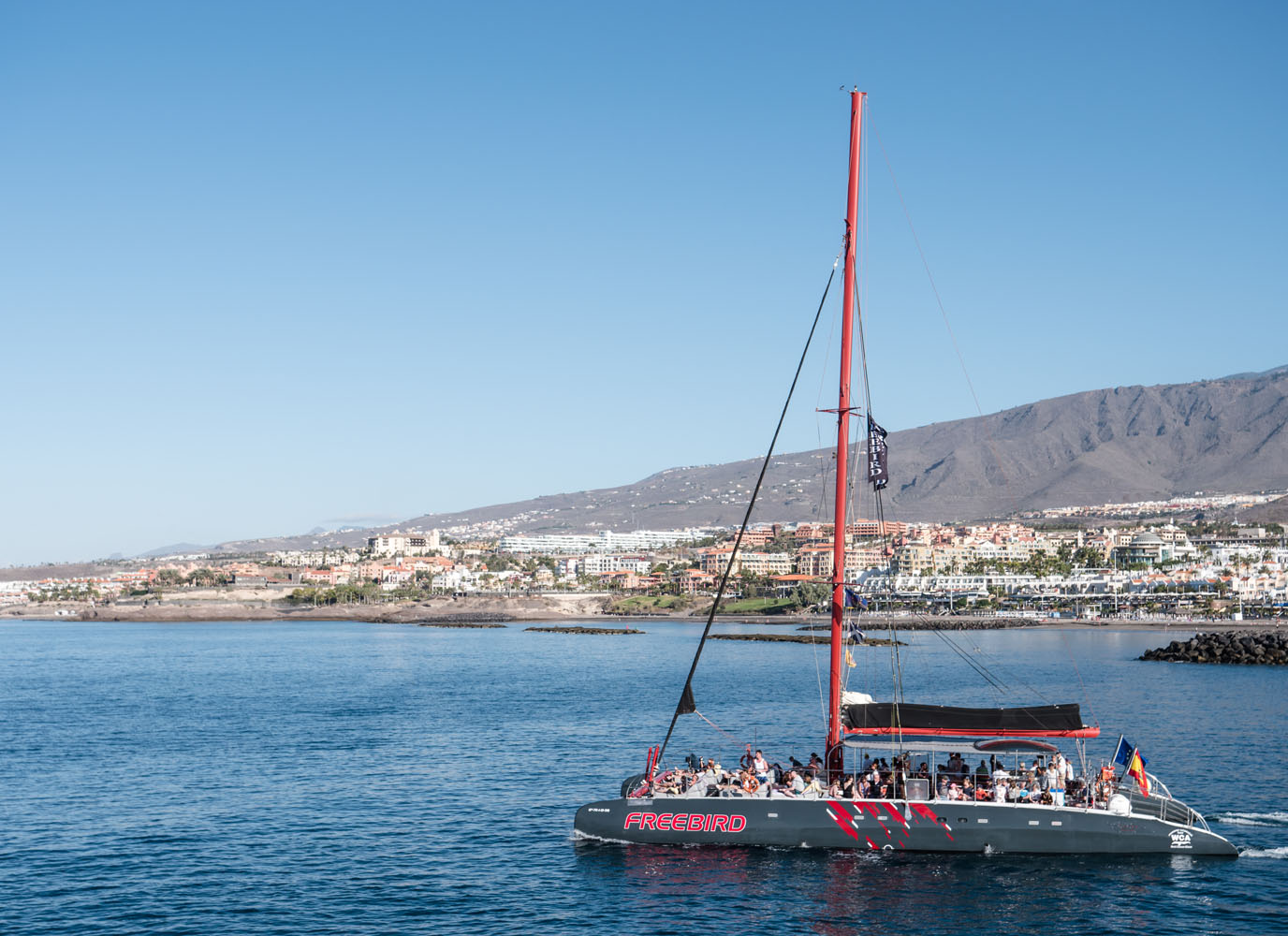Freebird F13 Catamarán